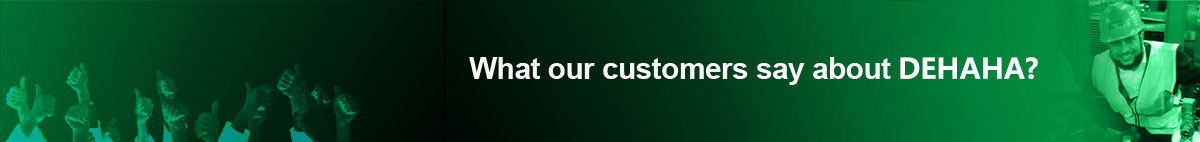 What our customers say about DENAIR?
